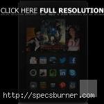 Kindle Fire Specs | Kindle Fire HDX 8.9-inch Tablet