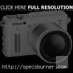 Nikon Camera Specs | Nikon 1 AW1 14MP Waterproof Digital Camera