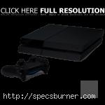 Game Console Specs | Sony PlayStation 4 Video Game Console